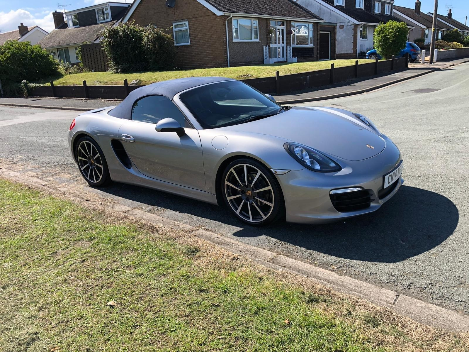 boxster car hire uk A2B Car Rentals